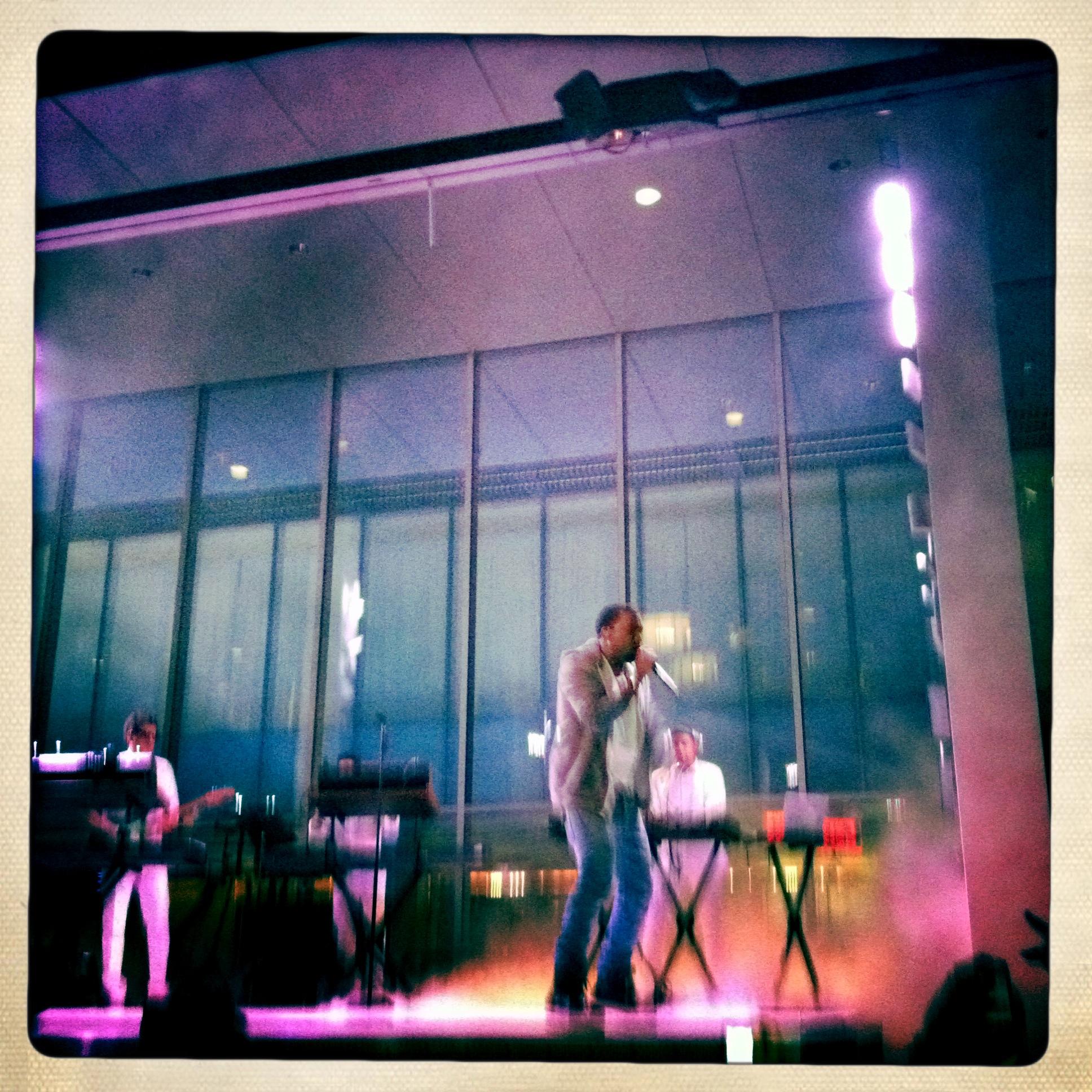 Kanye at MoMA
