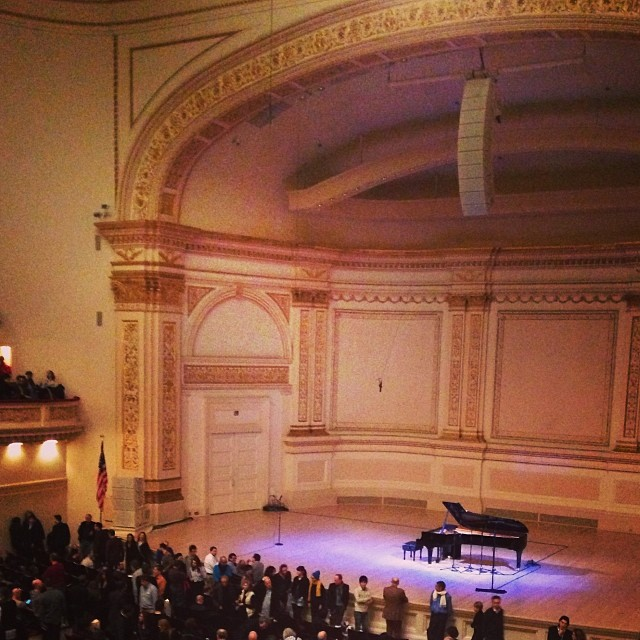 Keith Jarrett Solo, Carnegie Hall, 5 February 2014